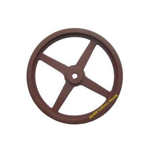 koło pasowe żeliwne fi 360 2 paski 13