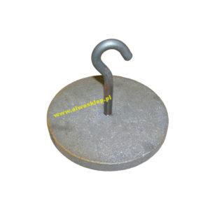 deflektor fi 180 żeliwo chrom