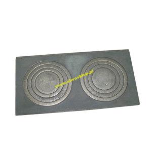 płyta żeliwna 63x31,5 otworowa